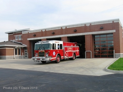 1991 Ford F250 >> Union Fire Department - Station 1