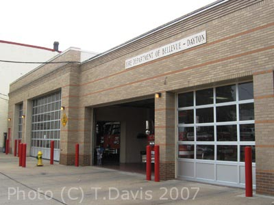 Ford Of Bellevue >> Fire Department of Bellevue Dayton